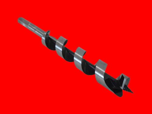 230mm Holzbohrer Schlangenbohrer Profi LEWIS Bohrer Satz Ø 10mm 20mm 6 tlg