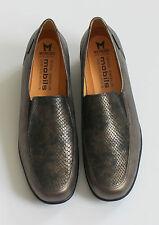BNIB UK8.5/US11/EU42.5 Mephisto Teda, Lady's Brown Leather Shoes