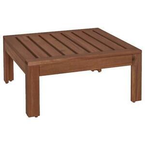 IKEA ÄPPLARÖ Tisch Hocker Gartentisch Beistelltisch Couchtisch Sofatisch 63x63cm
