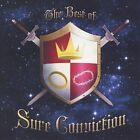 The Best of Sure Conviction by Sure Conviction (CD, Oct-2012, CD Baby (distributor))