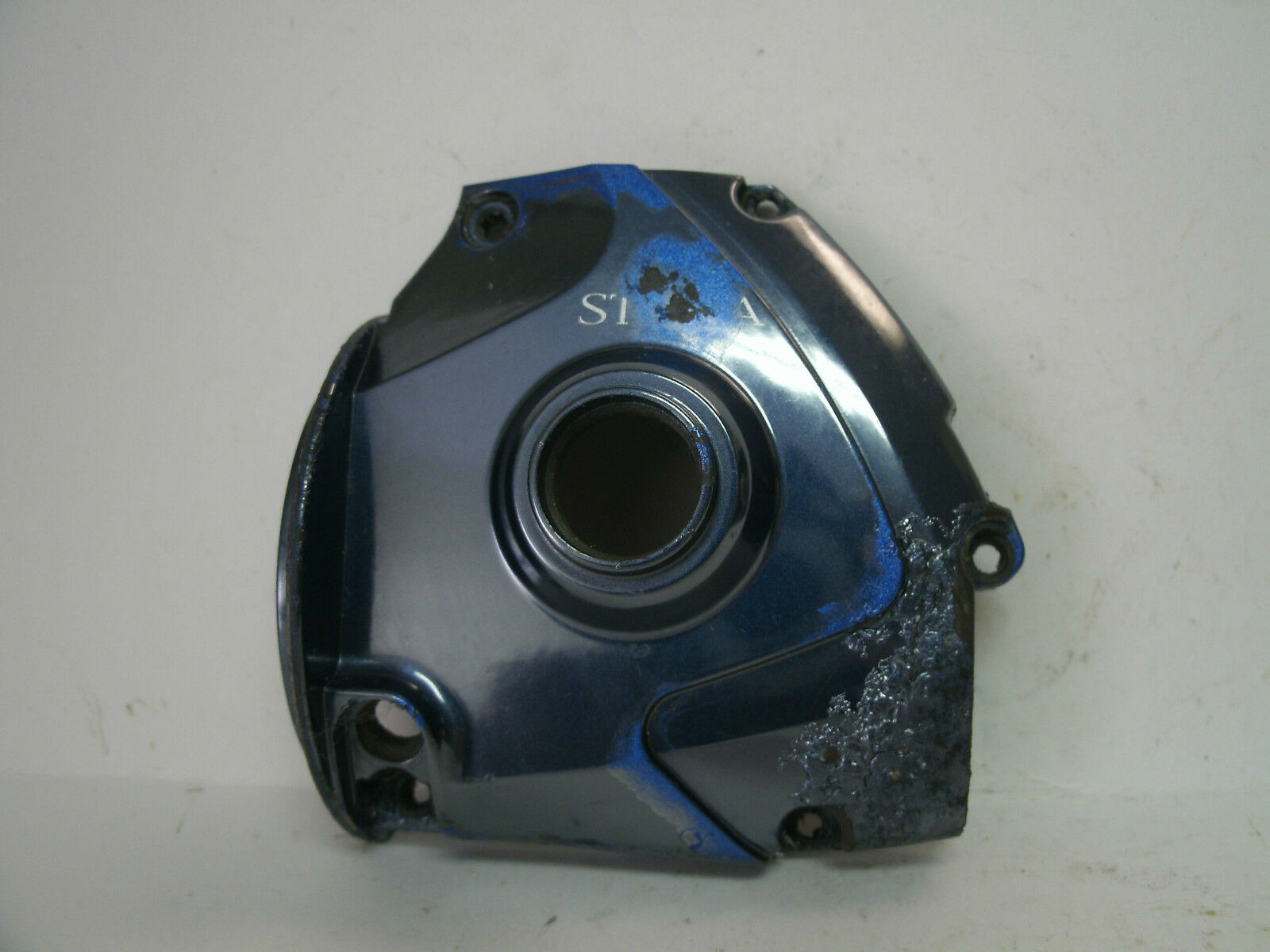 USED SHIMANO REEL PART Stella 20000 FA Spinning Reel - Body Side Cover Corrosion