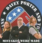 Mistakes Were Made by Davey Porter & the Young Republicans (CD)