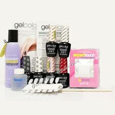 OPI GELCOLOR THE ICONS KIT Intro Basic Starter Gel Set  Pick 4 Color+Base+Top+..