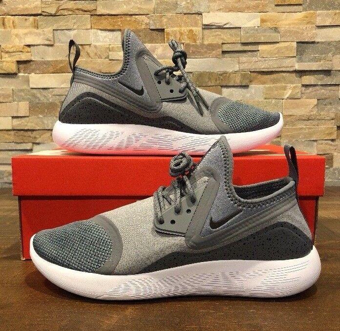 Nike lunarcharge essenziale forte grey scarpe da corsa 923619 002