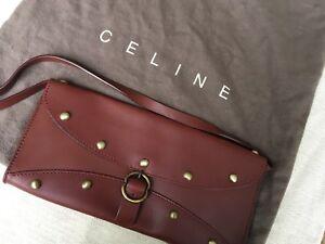 729fbff867 Céline studded leather pochette bag clutch Very Rare MIchael Kors ...