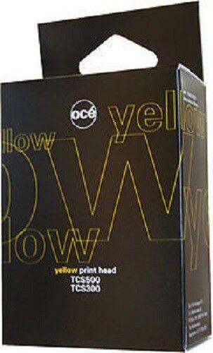 Oce TCS-300 TCS-500 Single Yellow Print-Head 1060016927