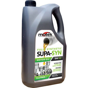 Fully Synthetic Car Change Oil When Autos Post