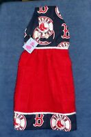 Nbl Boston Red Sox Baseball Red Hanging Kitchen Hand Towel 1270
