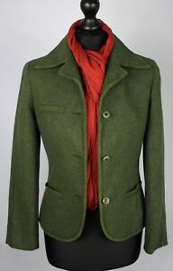 Giacca Country Hacking 10 8 taglia misura superbo Green 1497 Indumento Blazer AaqfwdrA