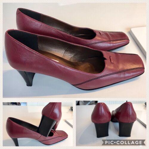 moyen clair brun talon cuir en Clarks à pour dames Chaussures 1nqzAvx