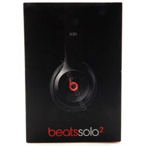 OPEN-BOX-Beats-by-Dr-Dre-Solo-2-Wired-Headband-Headphones-Black