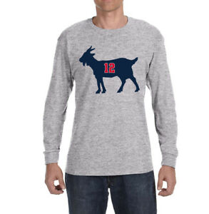 New-England-Patriots-034-Tom-Brady-Goat-034-Long-sleeve-Shirt