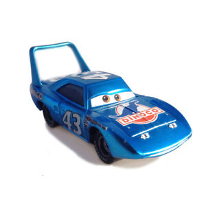 Cars Toys Metallic The King Diecast Toy Car 1 55 Loose Kids Vehicle New Ebay