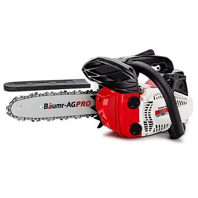 "BAUMR-AG 25cc Petrol Arborist 10"" Bar Chainsaw"