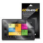 2X EZguardz Screen Protector Guard HD 2X For Polaroid PTAB1050 10.1