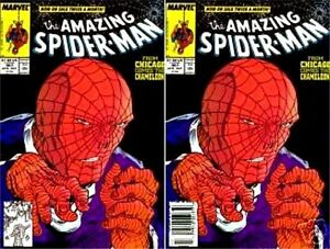 AMAZING-SPIDERMAN-307-NM-RARE-KEY-DIRECT-OR-NEWSSTAND-VARIANT-EDITIONS