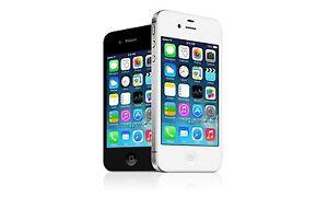Apple iPhone 4S - 8GB - 16GB - 32GB - Black & White - IOS Smartphone