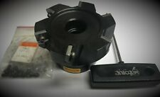 Sandvik Face Milling Cutter R29090 080q27 12m For R290 Carbide Inserts