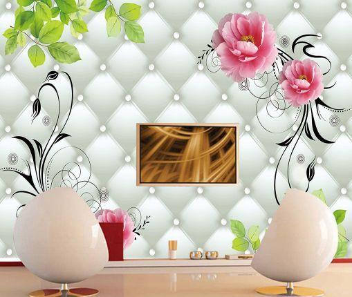 3D Treillis Mode 79 Photo Papier Peint en Autocollant Murale Plafond Chambre Art
