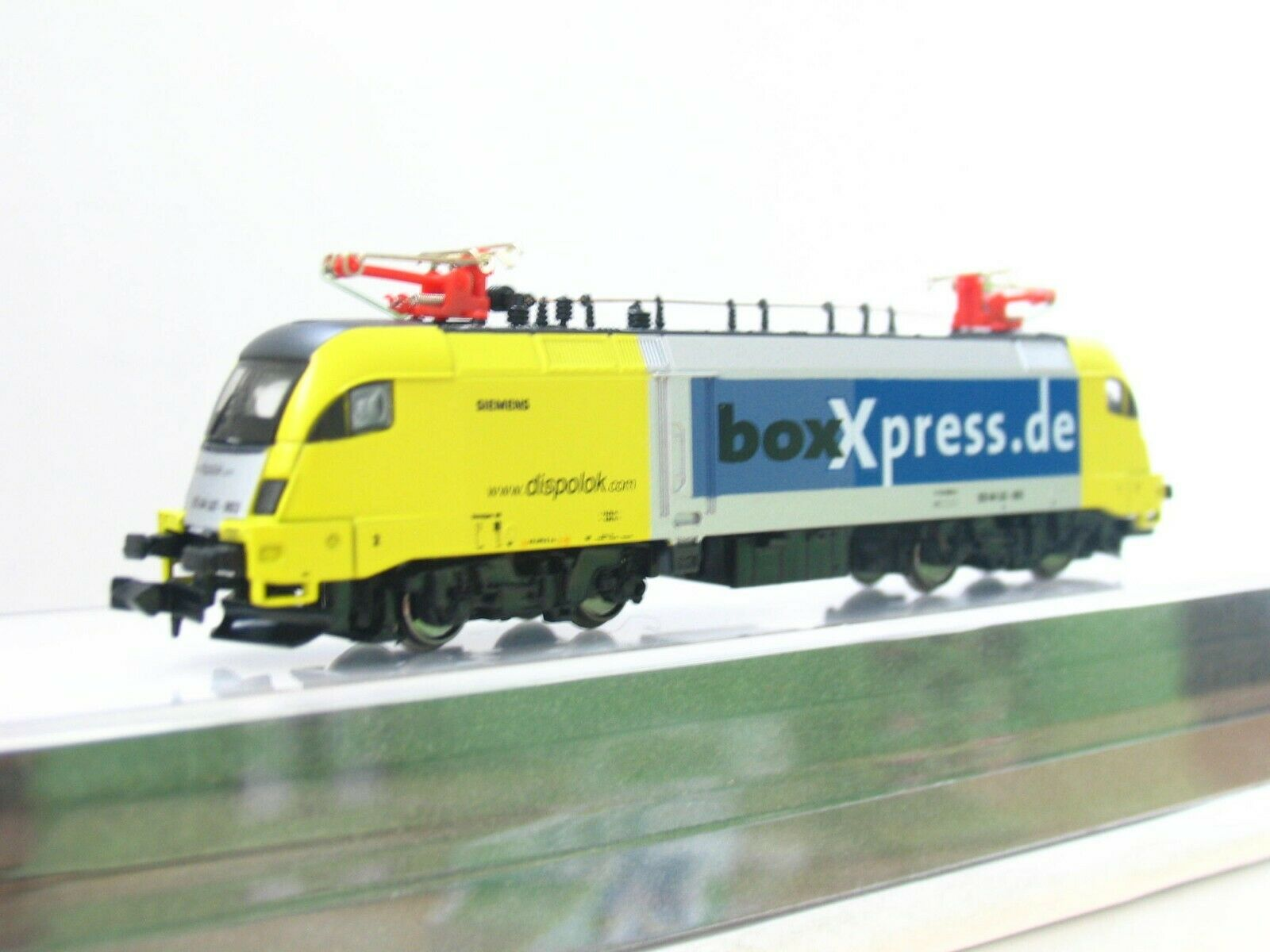 Hobbytrain 219675 E-Locomotive It 64 U2 - 903 Dispolok Boxpress  OVP (RB7962)