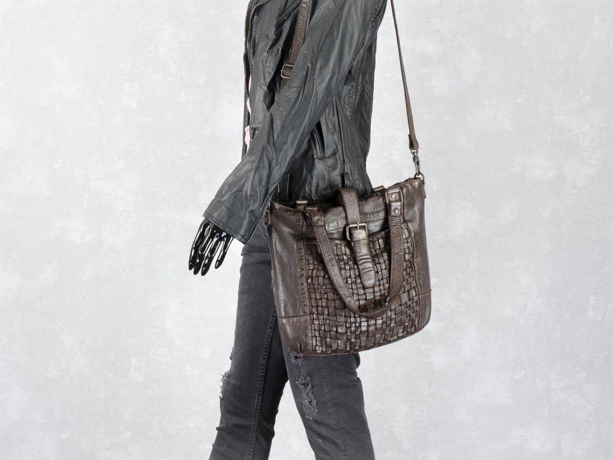 Bear Design Umhängetasche Damen Leder (Cow Lavato) Shopper       | Sale Online  | Ausgezeichnetes Handwerk  | Elegant und feierlich  6db09c