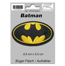 Batman PATCH Aufbügler Aufnäher Abzeichen Bügelbild Patch Cap Logo Batmann
