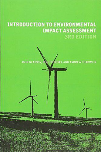 Introduction To Umwelt Impact Assessment: Principles, und Prozeduren, Pro