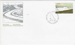 Canada-Post-Official-FDC-1979-2-00-National-Parks-Kluane-FDC-Sc-727-CV-6-60