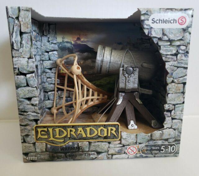 42222 SCHLEICH-eldrador-cannone