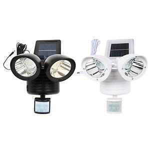 Dual-Security-Detector-Solar-Spot-Light-Motion-Sensor-Outdoor-22-LED-Floodlight
