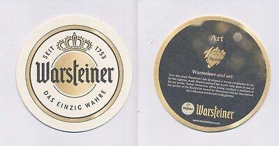 Ideales Geschenk FüR Alle Gelegenheiten Bierdeckel Beercoasters 19223 Warsteiner export 1 Warstein