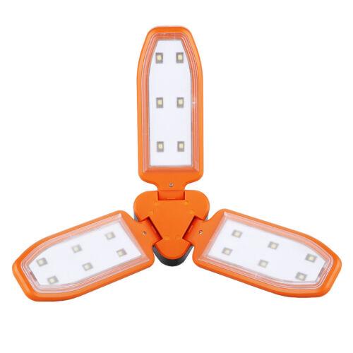 Suaoki Außen Faltbar Sonnenkollektor Led Laterne USB Aufladbar für Camping