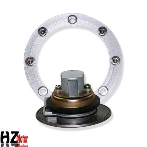 Fuel Gas Tank Cap Cover Lock Fit Yamaha YZF R6S 2003-2008 04 05 06 07 FZ6S FZ6N