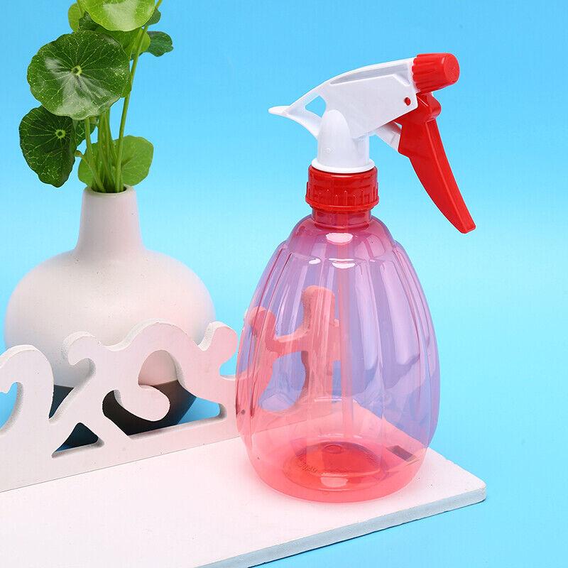 500ml Transparent Plastic Empty Spray Bottle Hand Pressure Spray Water Ket.ji