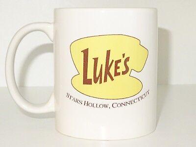 Gilmore Girls Stars Hollow Connecticut Luke/'s Diner Mug Tasse à Café
