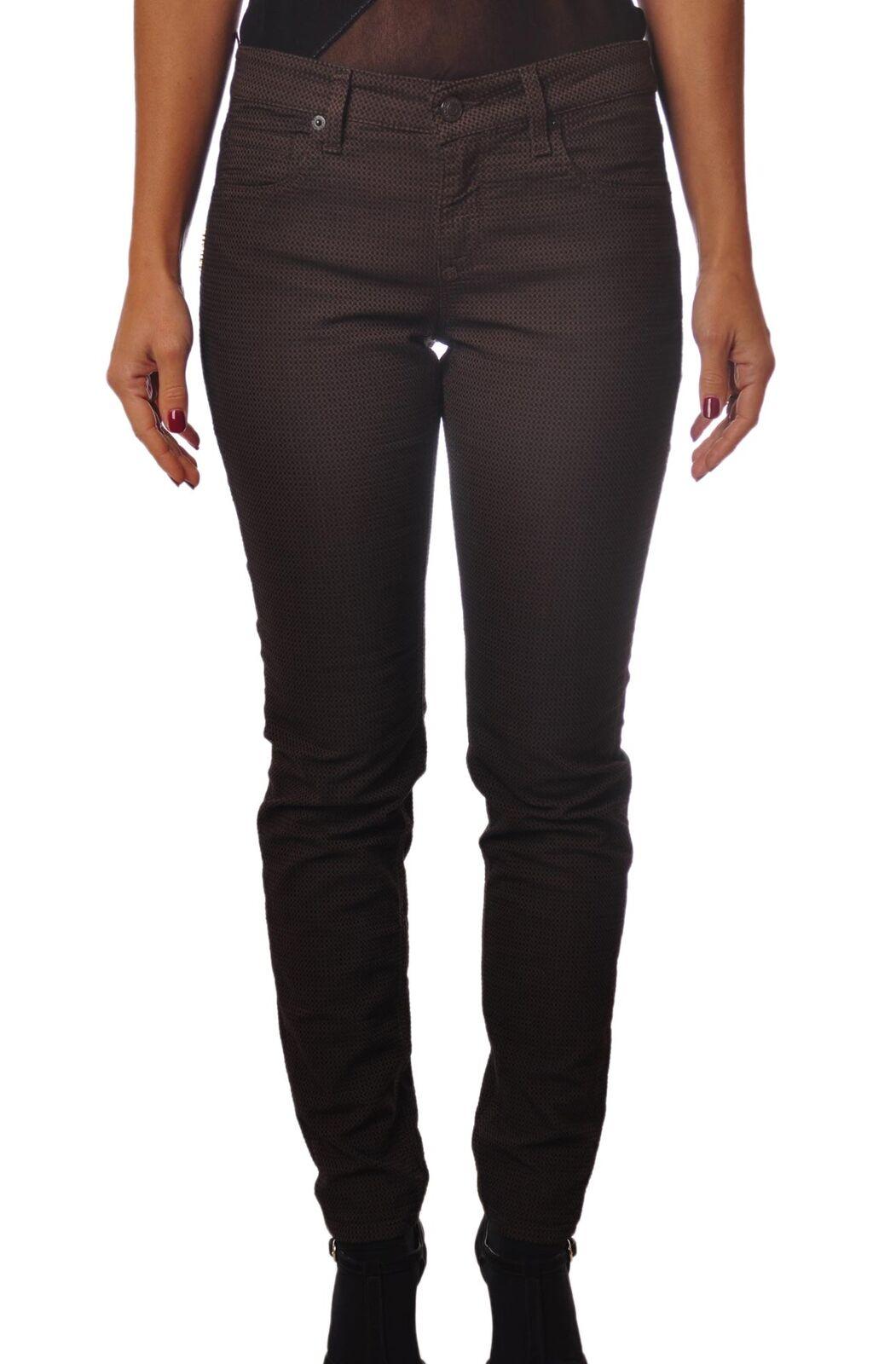Latinò - Pants-capri Pants - Woman - Brown - 4306711D180833