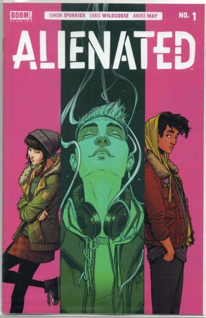 Alienated #1 (Feb 2020 Boom!) new series