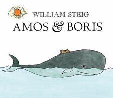 Amos and Boris by William Steig (2009, Paperback)