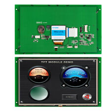 Stone 80 Hmi Tft Lcd Touch Screen With Cpu Amp Rs232 Uart Port