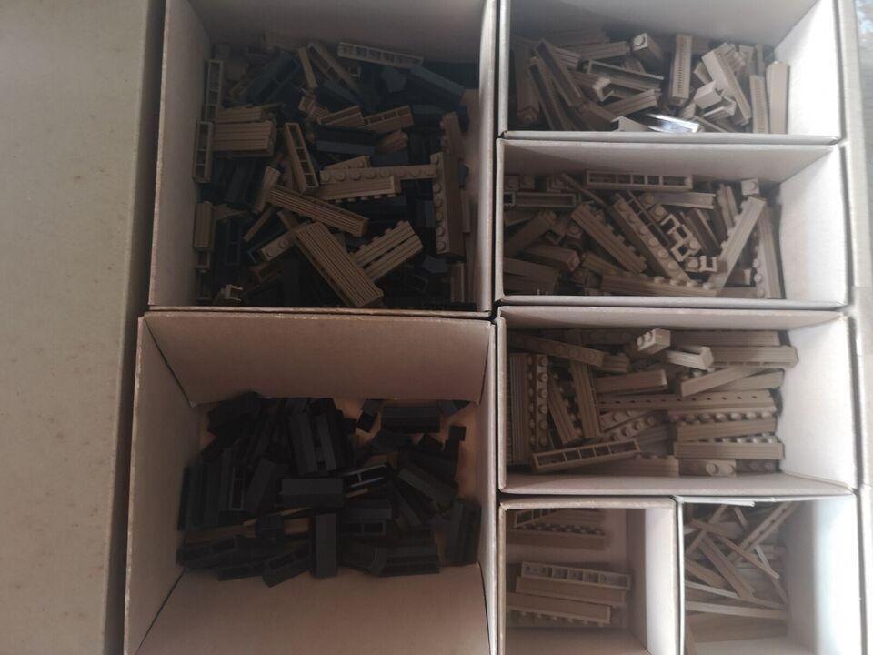 Lego andet, Modulex