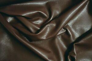 Finest Cowhide Aboyeurs Hide & Leather Peau N140 Brandy. Vêtements Sacs Tapisserie-afficher Le Titre D'origine Cadeau IdéAl Pour Toutes Les Occasions
