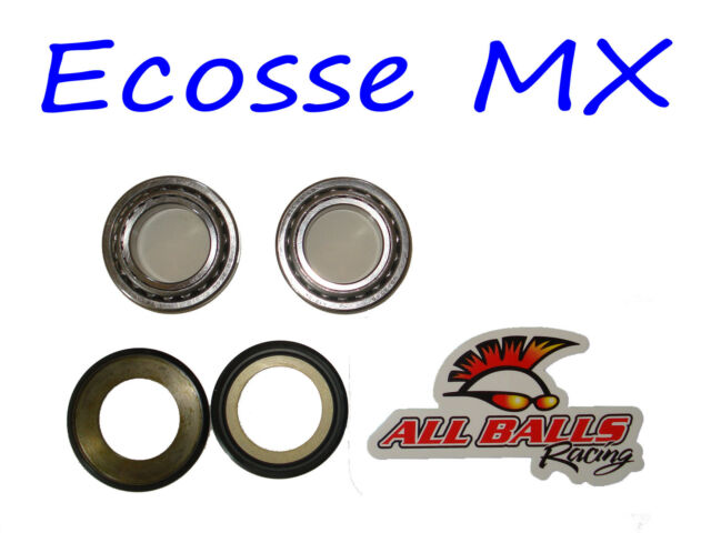 ALL BALLS STEERING HEAD STOCK BEARINGS FITS HONDA CRF250R 2014