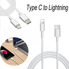 For Macbook iPhone USB 3.1 Type-C USB-C to Lightning Data Sync Charge Cable NEW
