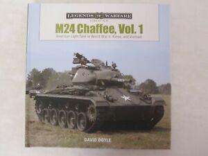 M24-Chaffee-Vol-1-American-Light-Tank-in-World-War-II-Korea-and-Vietnam