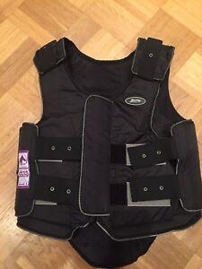 Sicherheitsweste Equi Theme Rückenprotektor NEU Rückenschutz