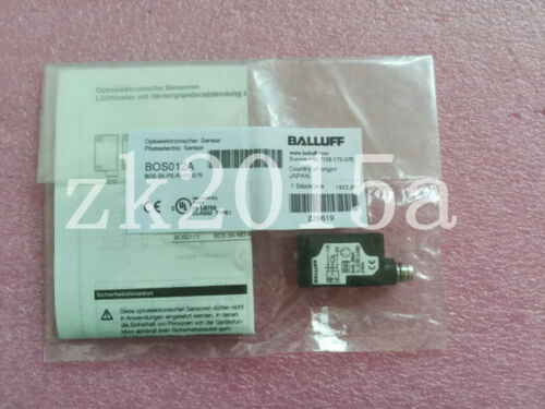 BALLUFF BOS012A BOS 5K-PS-RH12-S75 fast ship by DHL OR EMS