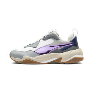 Details about NWOB Women's Puma Thunder Electric White Pink Lavender Cement  367998-01 Size 8.5