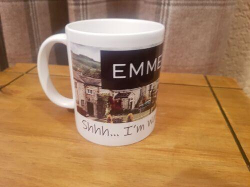 Shhh I/'m Watching Soap Fan Mug Coronation Street Eastenders Emmerdale