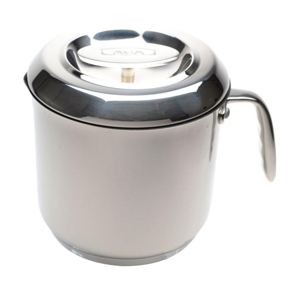 Aga COOKSHOP antiadhésif sauce pot avec couvercle