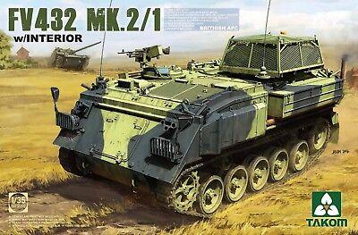 S /& M Modèles-British army personnel carrier FV432 1//72 scale Model Kit